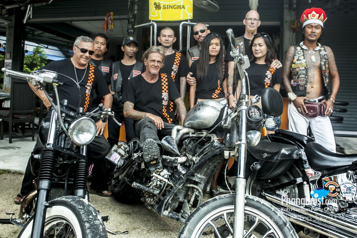 Nomad Riders are Bikers with Big Hearts | Koh Phangan Online