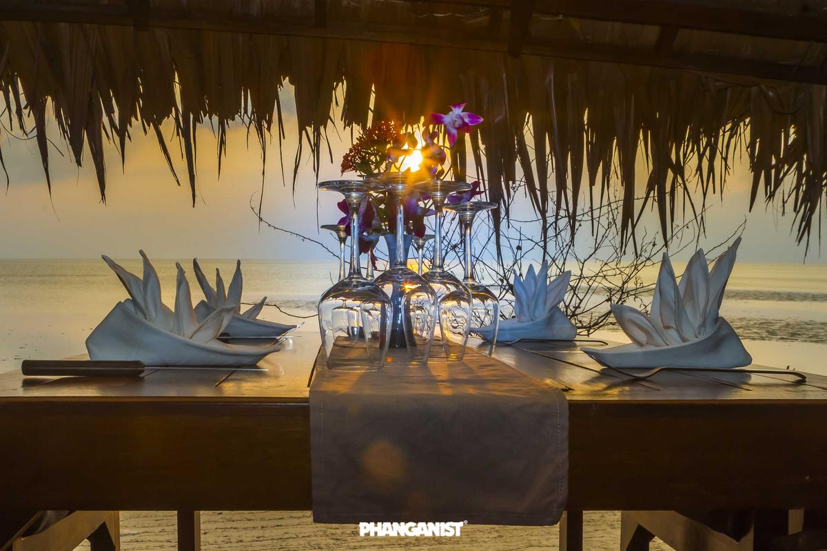 Dining on Koh Phangan
