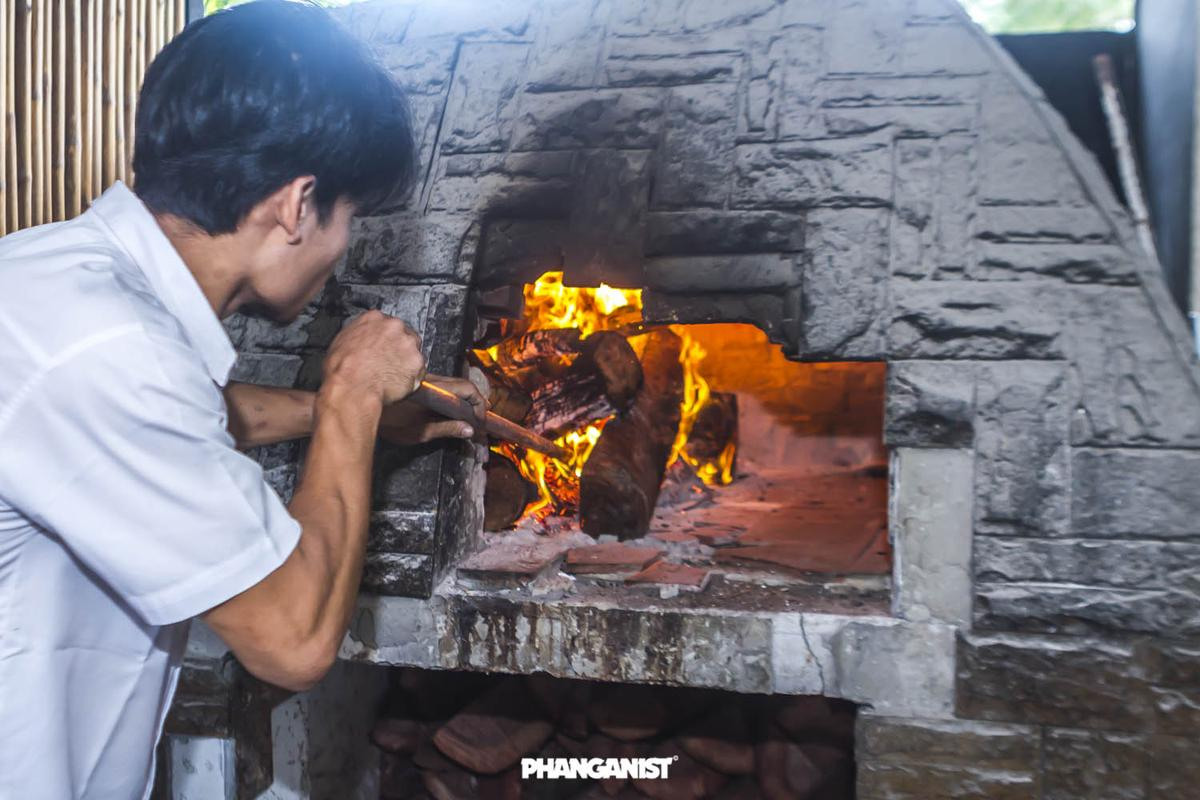 Pizza Oven Koh Phangan