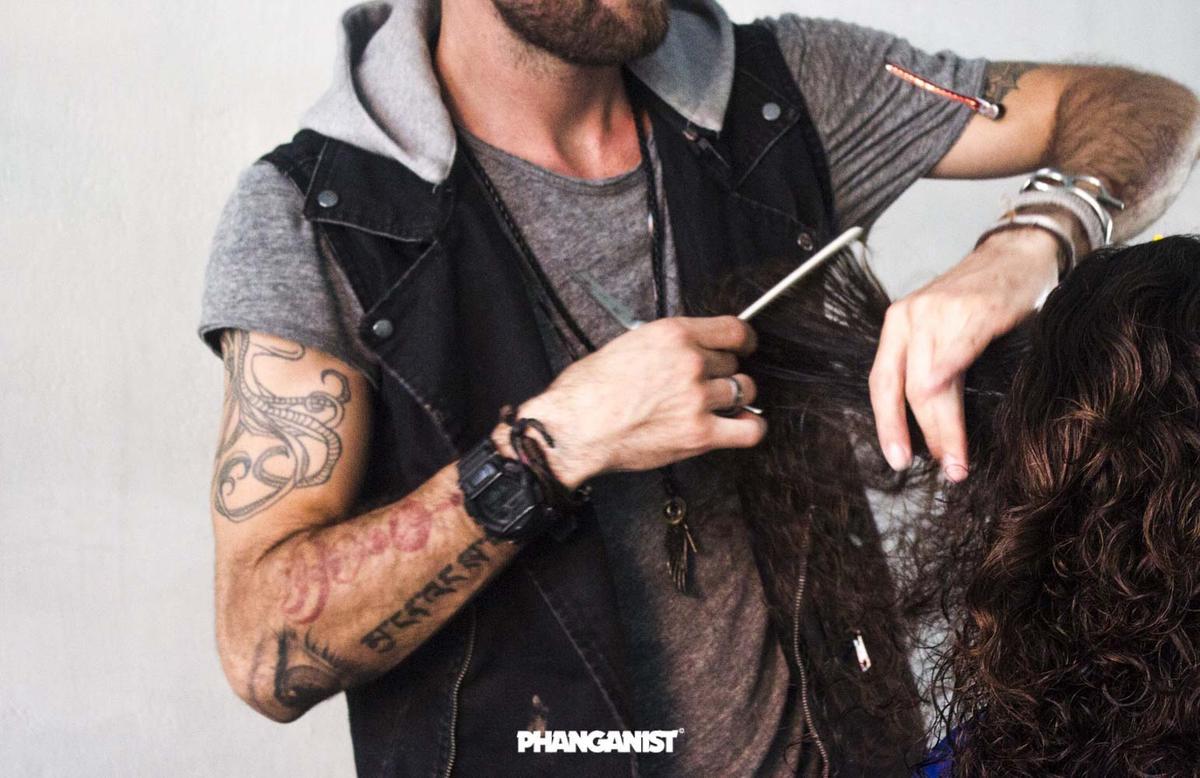 Barber Koh Phangan