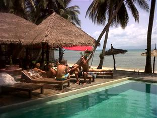 hansa resort, hotel, booking, phangan, party, full moon