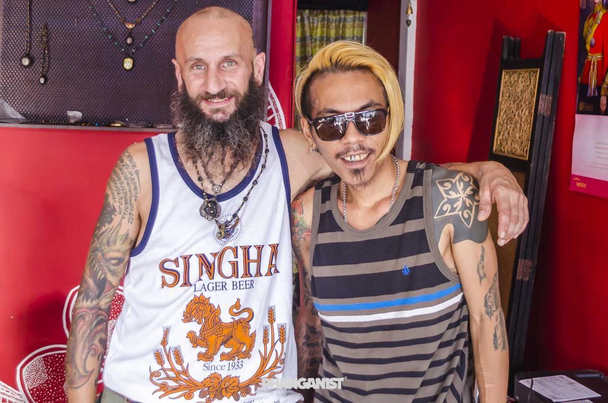 Koh Phangan Tattoo