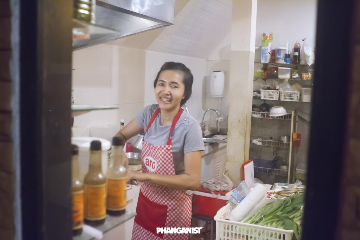 Cooking on Koh Phangan