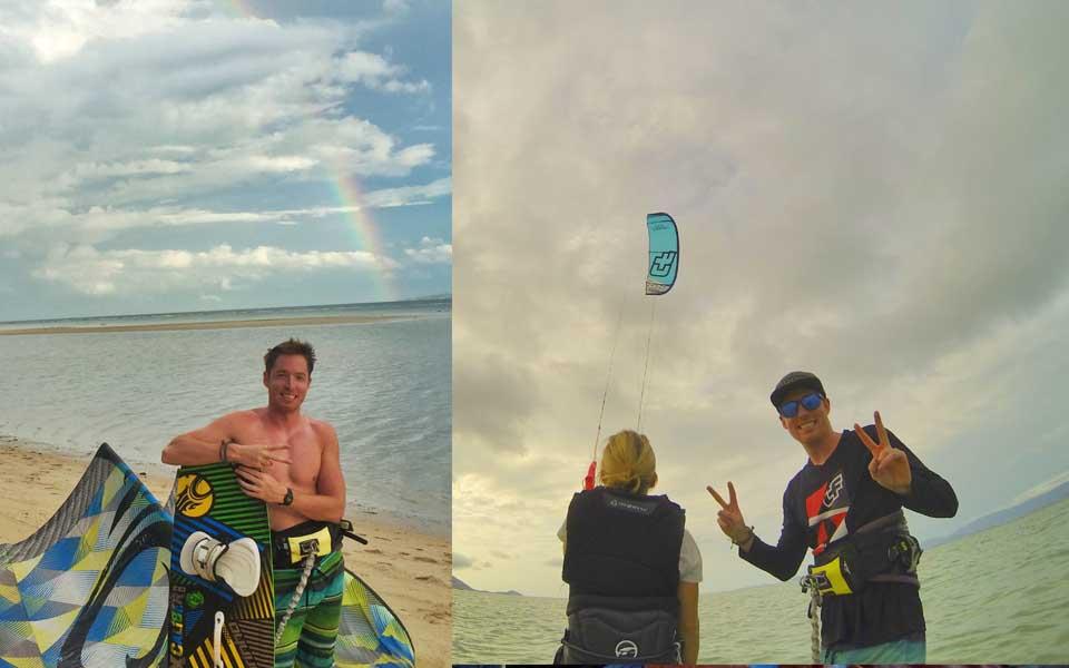 Freedom Kiteboarding kitesurfing shirt