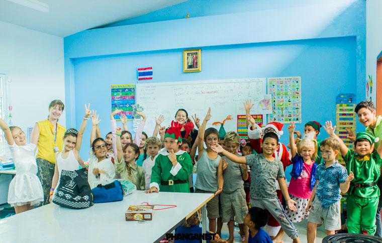 Si Ri Panya International School