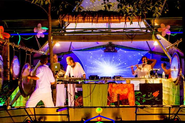 spacebrothers half moon party phangan trance house tech