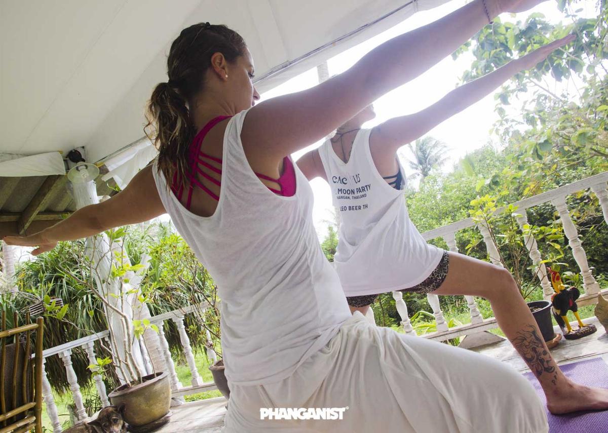 Yoga Teacher Koh Phangan