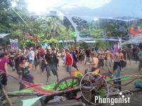 Koh Phangan party in Baan Tai