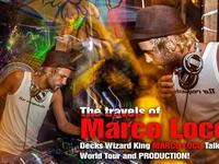 marco loco, dj follow up, tech, house, loi lay, jungle experience, party, phanga