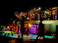 merkaba beach club, tech, house, party, phangan, graham gold, venus vibes, featu