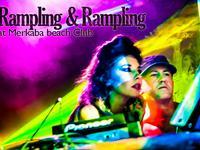 danny rampling, Ilona rampling, dj, tech, house, party, phangan, merkaba beach c