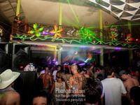 sramanora waterfall party, party, phangan, tech, house, peter g