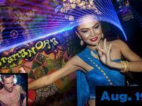 sramanora, waterfall, tech, electro, trance, party, phangan, bancha resort, phb,