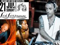 loi lay, house music, party, phangan