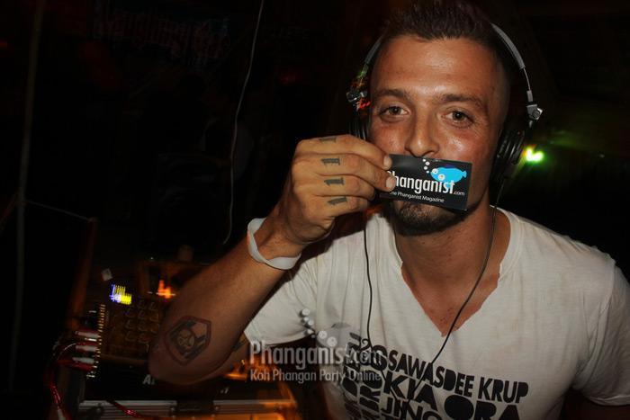 DJ Jourdan Bordes