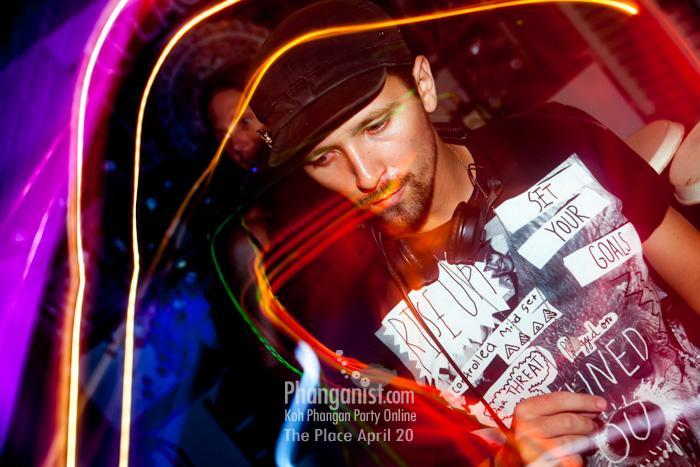 DJ Jonny Acrobat