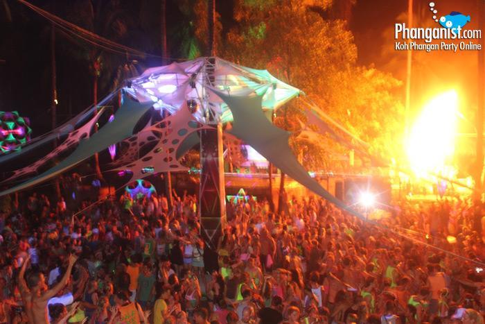Halfmoon Festival Koh Phangan