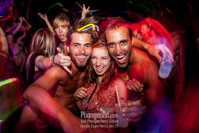 jungle experience marco loco party mia escobud underground tales