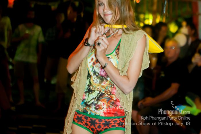 pit stop, fashion show, restaurant, bar, lounge, party, event, taxi, had yuan, hatienne, phangan