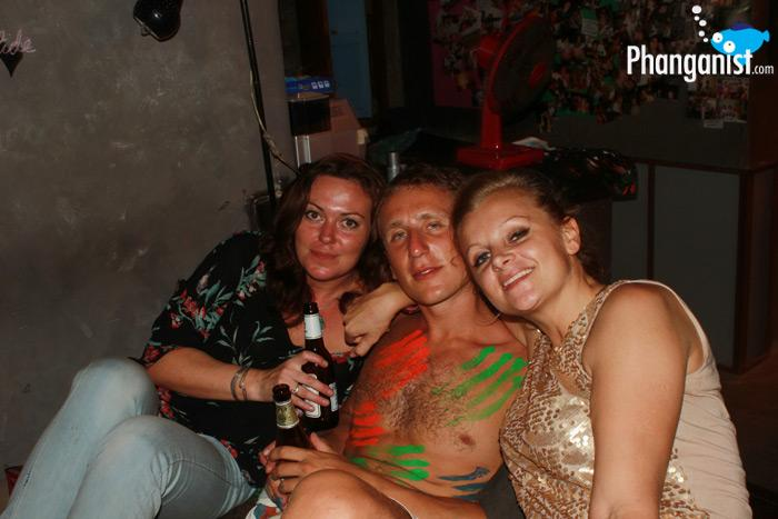 Fubar on Full Moon party