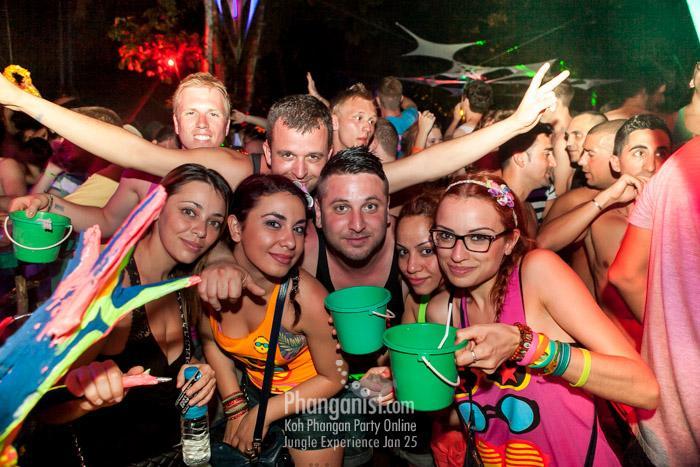 jungle experience marco loco full moon party mia escobud underground tales