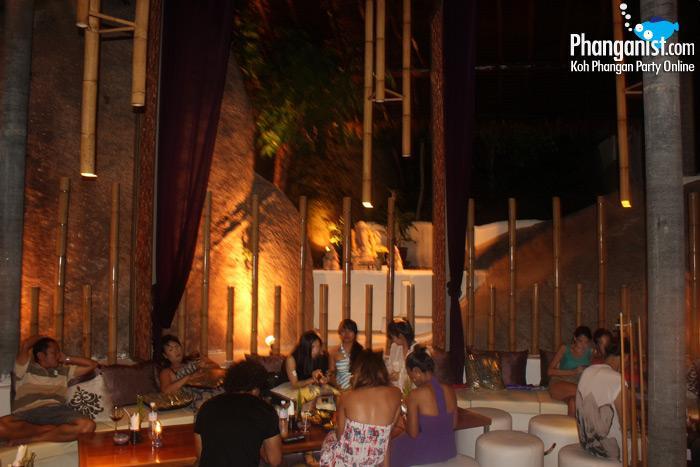 Bay Lounge restaurant and bar Saturday buffet koh Phangan