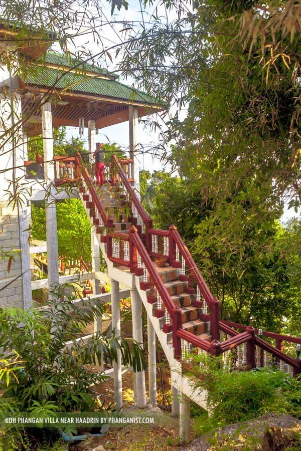 Haad rin seaview villa