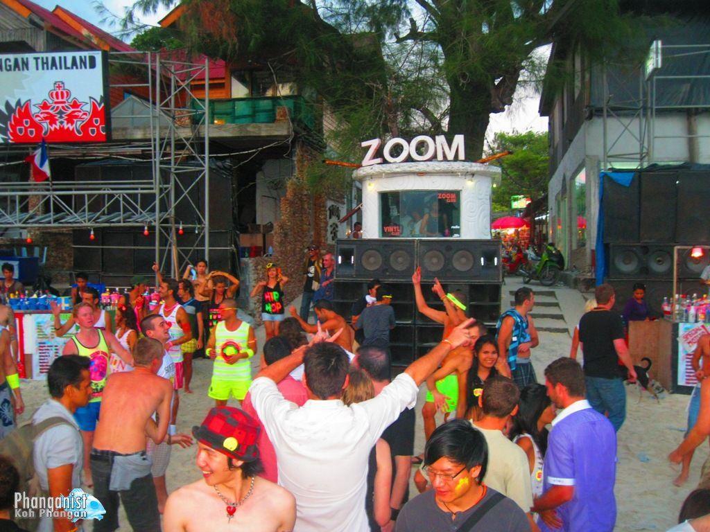 Full Moon Party november 2011 - Koh Phangan