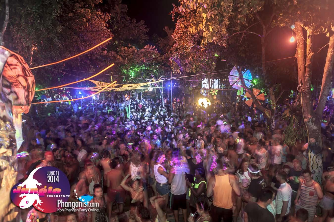 Jungle Experience Party Koh Phangan