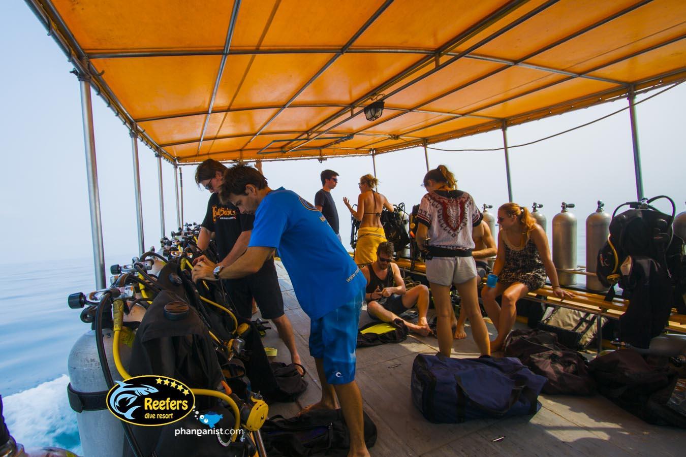 Reefer's Dive Resort