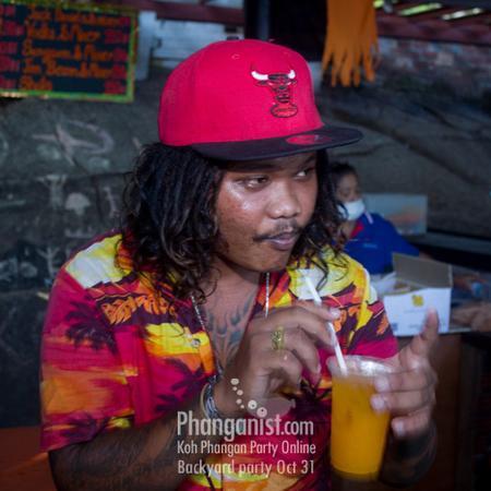 Backyard Party Koh Phangan Phanganist
