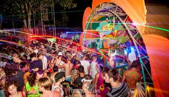 jungle experience, tech, house, Party, phangan, video, marco loco