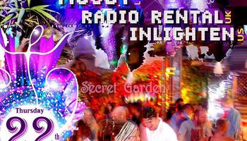 secret garden, tech house, electronic venue, music, party, phangan, featured