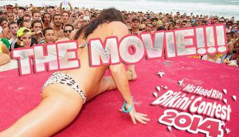 Ms Haad Rin Bikini 2014 Contest Koh Phangan