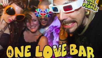 one love bar, movie, cinema, wednesday movies, wok tum, phangan, cafe, bar, loun