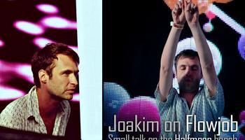 joakim flowjob dj phangan party half moon