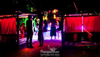 the place bar, tech, house, Party, phangan, acrobat, etienne, lounge, deep house