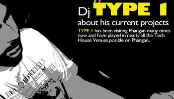 dj, type 1, tech, house, party, phangan, jungle experience, loi lay, secret gard