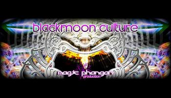 blackmoon culture, Party, phangan, trance, progressive, psychedelic